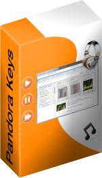 Pandora Desktop Wrapper that adds media key support.