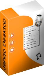 Desktop wrapper for Jango.com